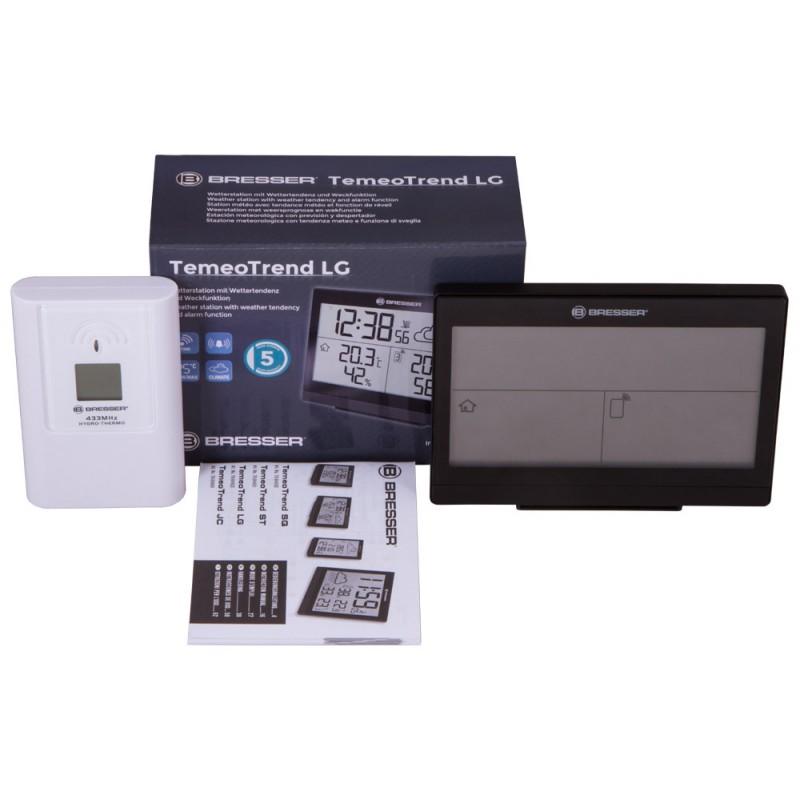 Метеорологична станция Bresser TemeoTrend LG RC