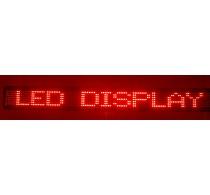 LED дисплей 96х16 червен