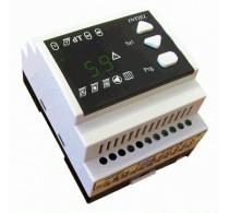 Програмируем диференциален термостат Intiel DT-3.1.1