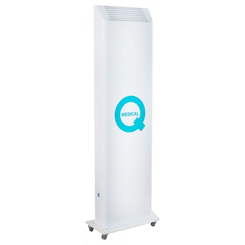 Професионален уред за дезинфекция на въздух Quantum Medical PureAIR