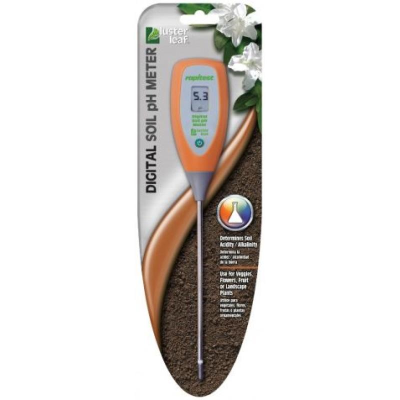 Почвен  цифров pH-метър  Luster Leaf
